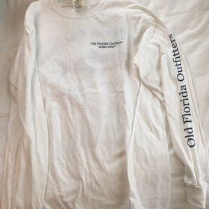 Old Florida Outfitters Long sleeve tshirt